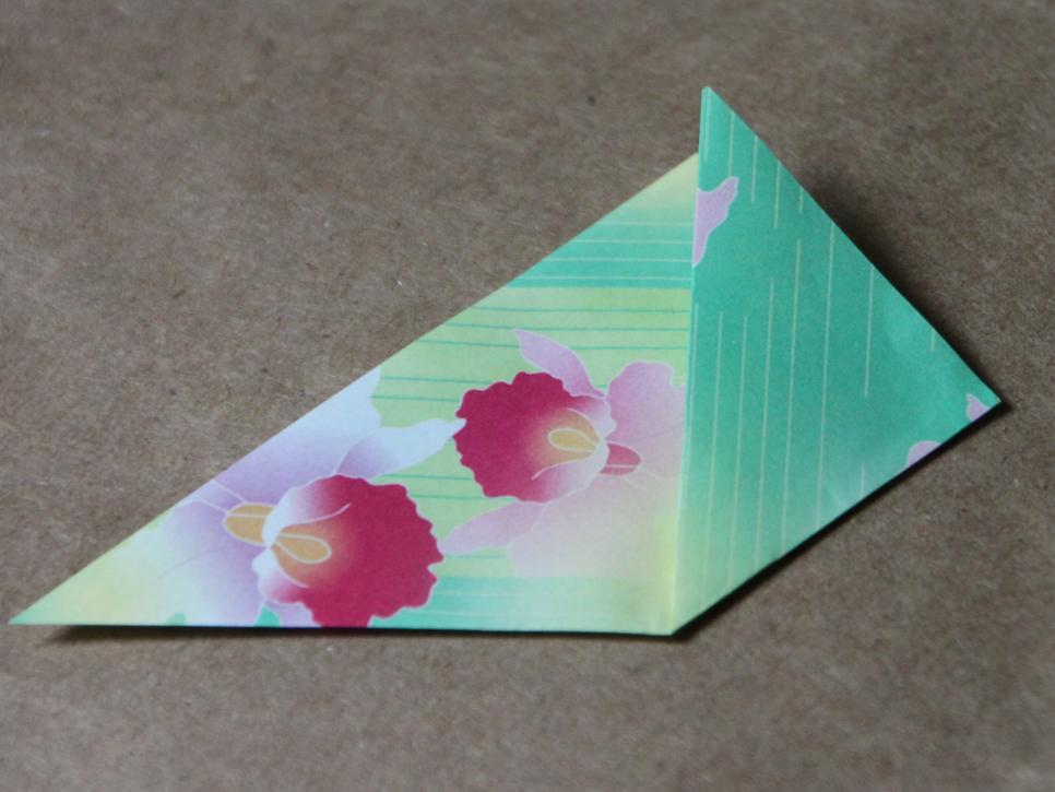 WONDERFUL PAPER ORIGAMI PROJECT. SIMPLE Paper Dahlia. STICKY NOTES ... | 725x966