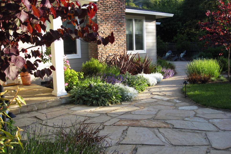 Front Yard Landscaping Ideas | HGTV on Hgtv Backyard Ideas id=52452