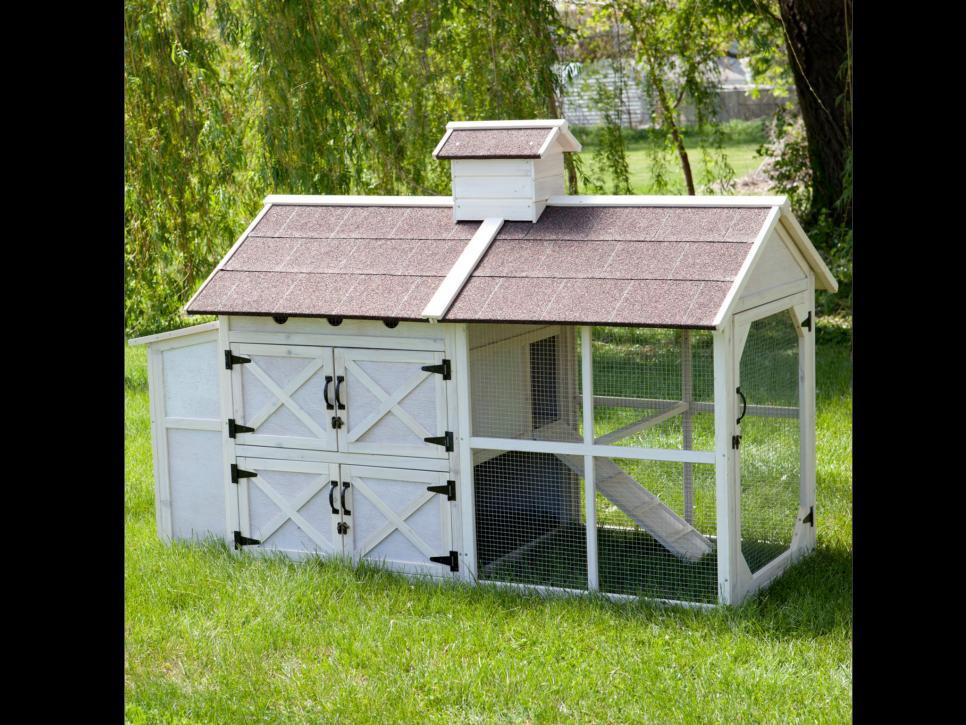 chicken coop designs | hgtv