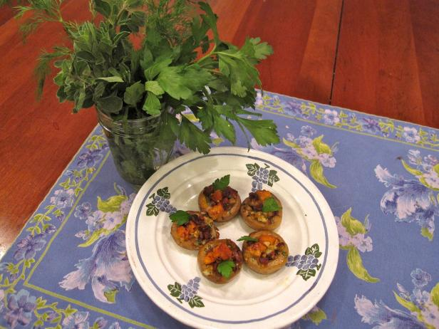 stuffed mushrooms 2