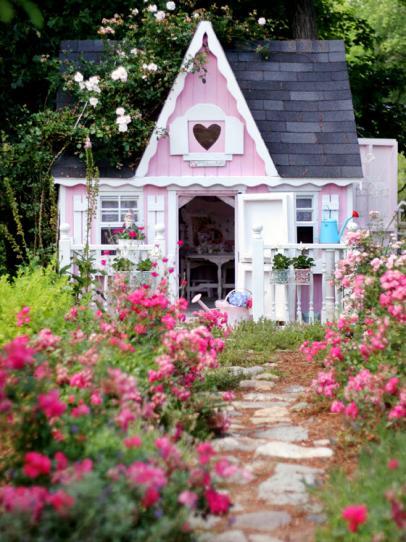 A Dream Playhouse Gallery | HGTV
