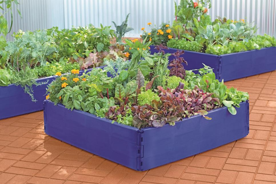 raised bed watering - Raised Garden Bed Design Ideas