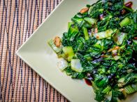 Braised Asian Greens