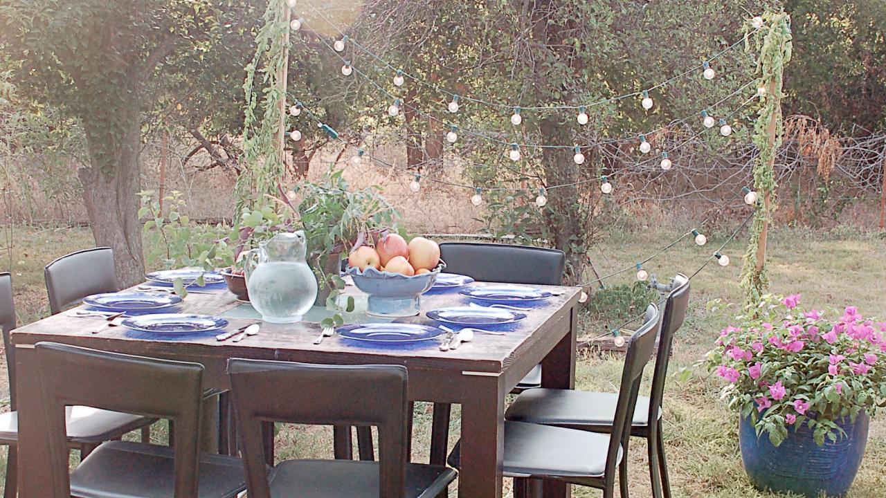 Watch Host a Great Garden Party video