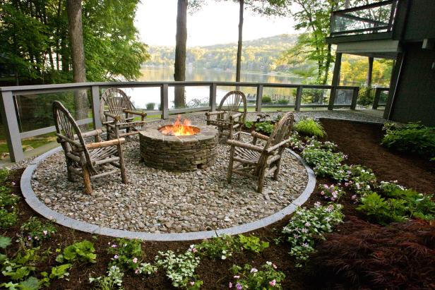 Cheap Garden Design Ideas Hgtv - Design-gardens-ideas