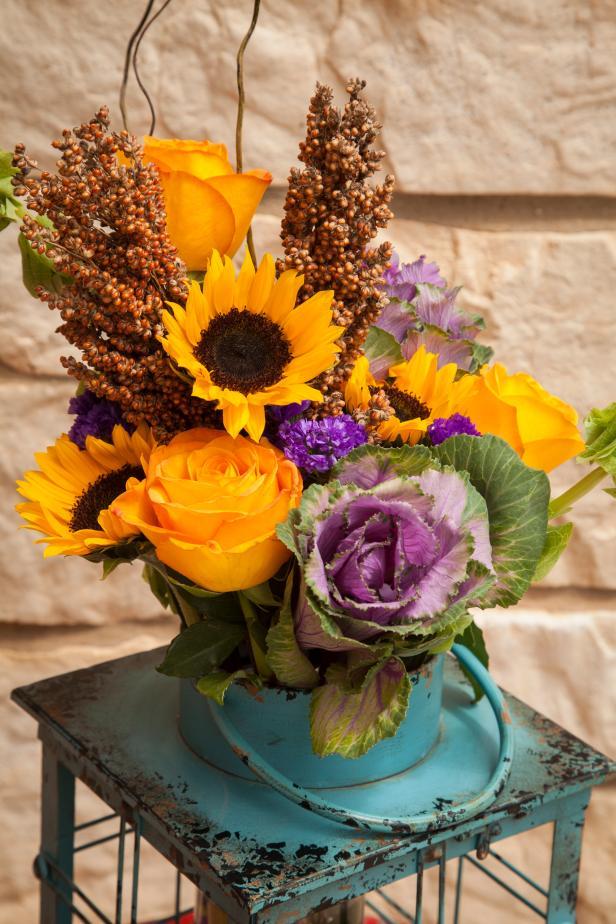 Sorghum Flower Arrangements Hgtv