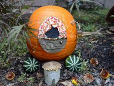 14 quick easy pumpkin decorating ideas 14 photos - Pumpkin Decorating Ideas