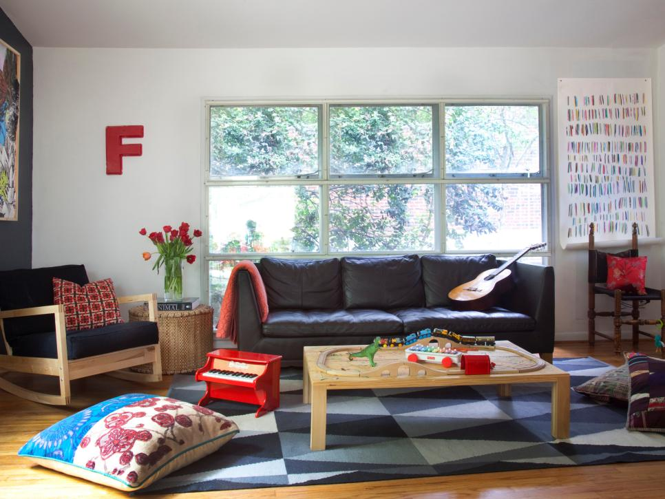How To Create A Family Friendly Living Room Hgtv