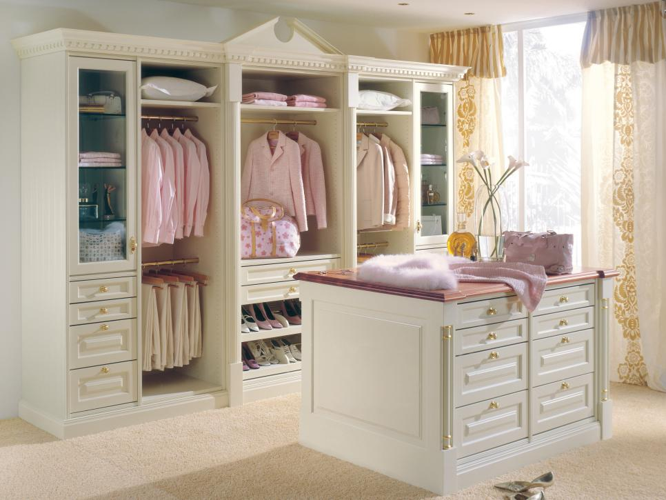 Bedroom Closet Ideas And Options HGTV Awesome Bedroom Closet Design Ideas