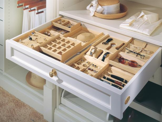 Valuables Drawer