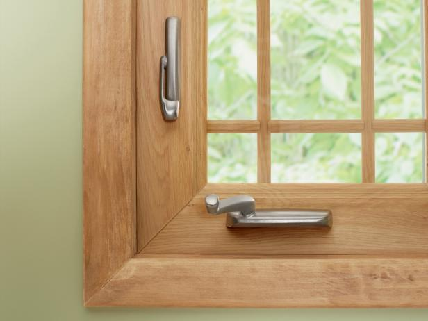 Simple Window Hardware