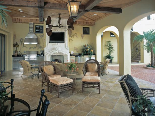 outdoor living room designs. Ibs Outdoor 09 Living Room Kitchen Outdoor Living Spaces  Ideas For Rooms HGTV