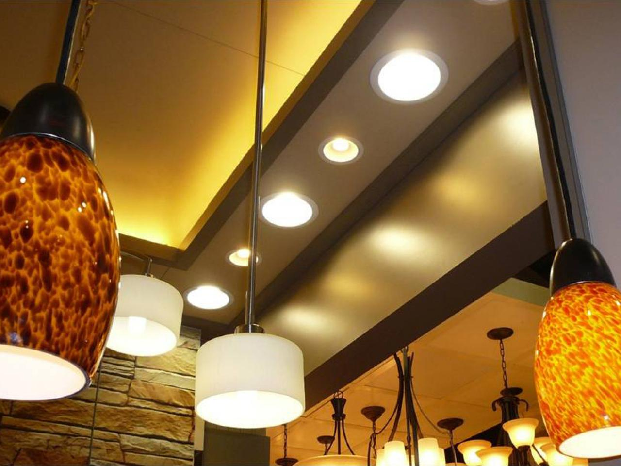 Types Of Lighting Fixtures