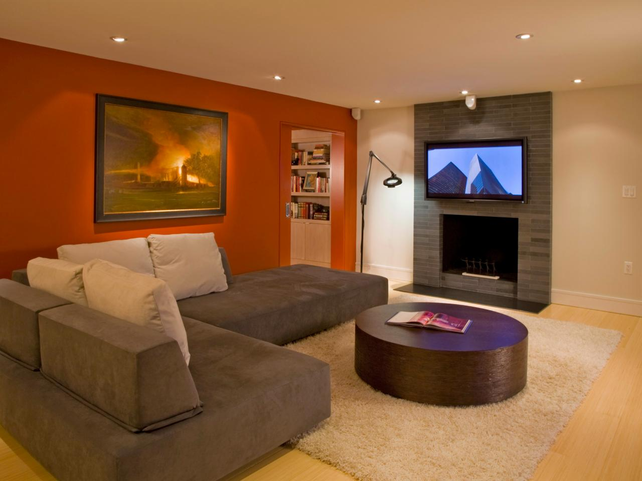 Basement Flooring Options and Ideas Pictures Options Expert Tips