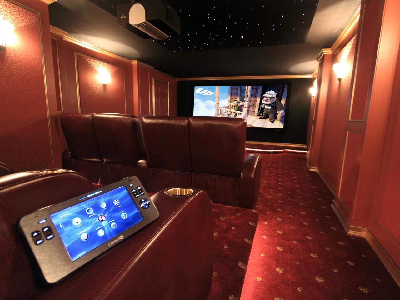 Home Theater Remote Controls