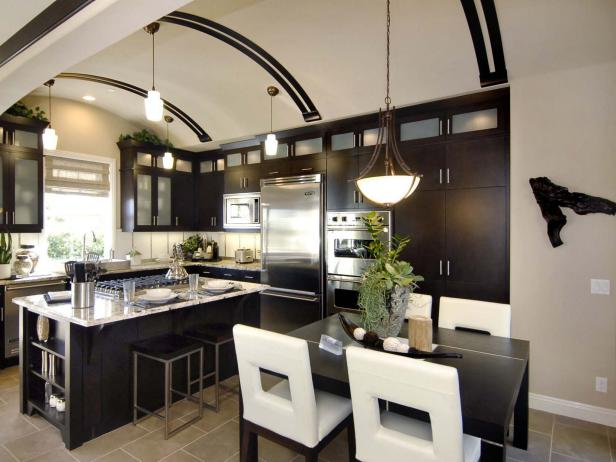 designer kitchen photos galleries kitchen ideas design styles and layout options hgtv 982