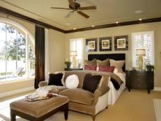 Browse beautiful arch window treatments, from curtains to shades.