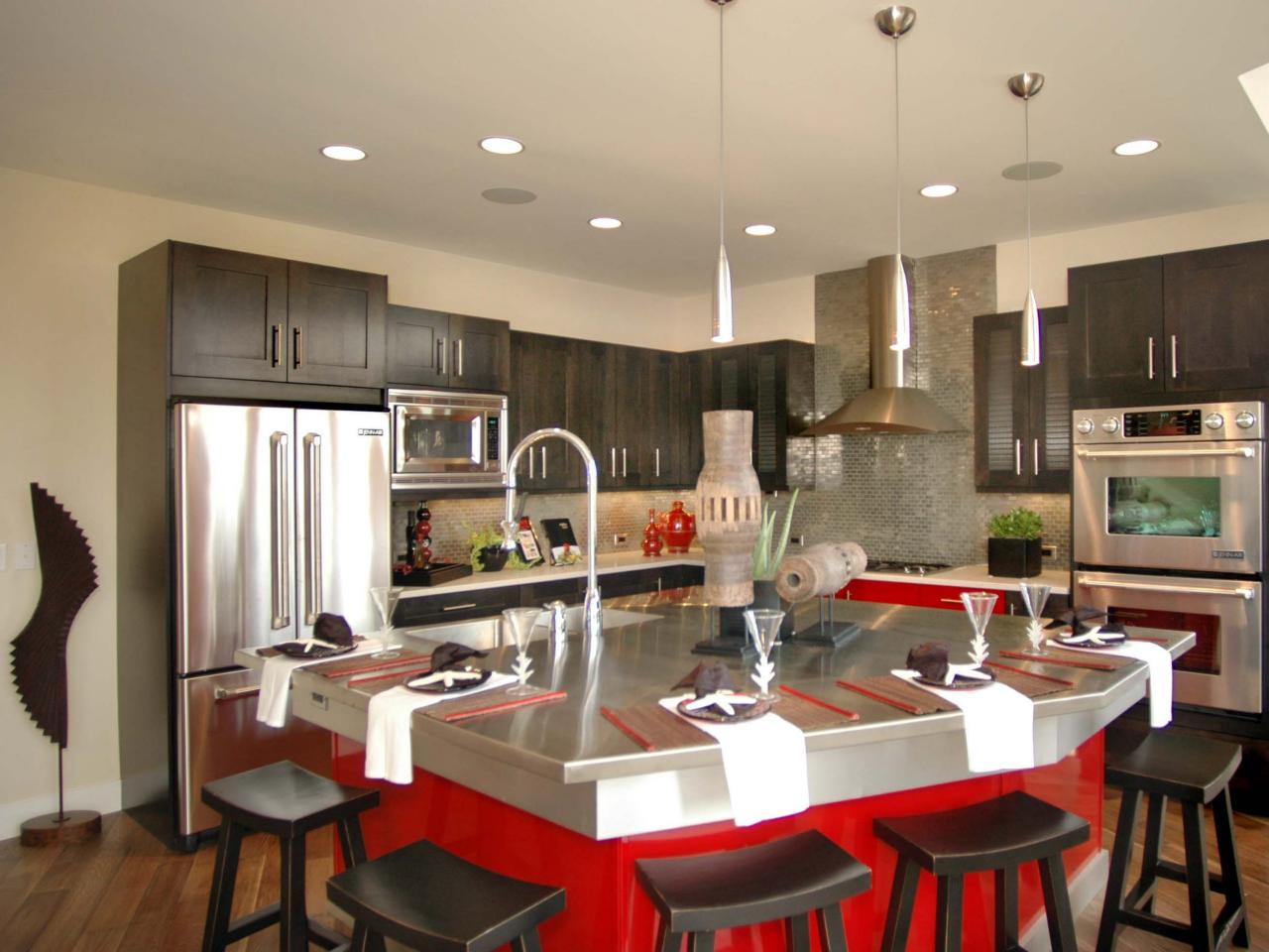 design kitchen islands kitchen island breakfast bar pictures amp ideas from hgtv 3184