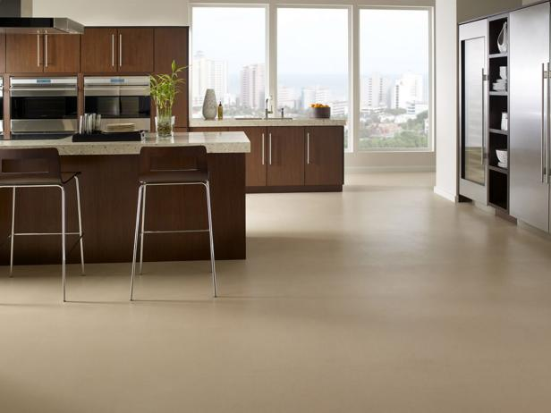 SP0826_urban-cork-floor_s4x3 : flooring-ideas-for-kitchens - designwebi.com
