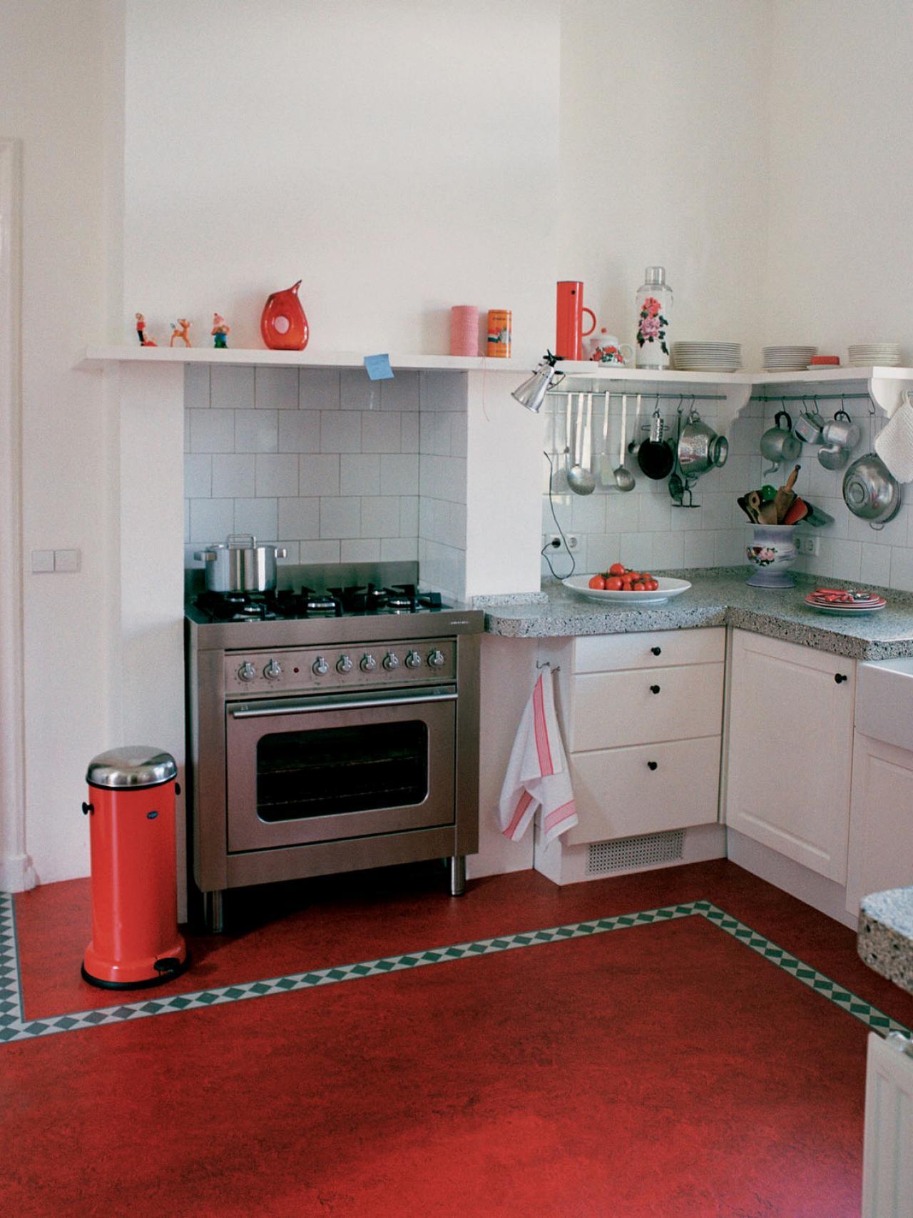 How To Clean Kitchen Floor Linoleum