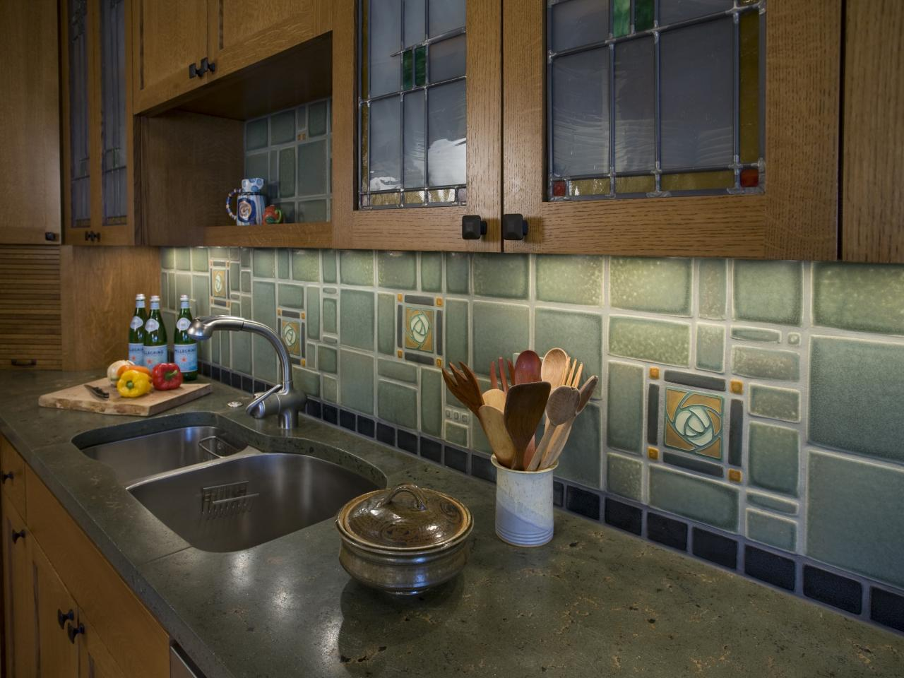 Kitchen Countertop Configurations
