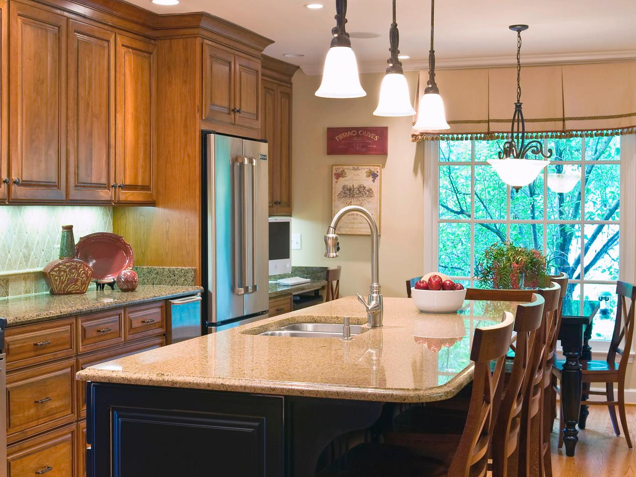 Kitchen Island Color Options | HGTV