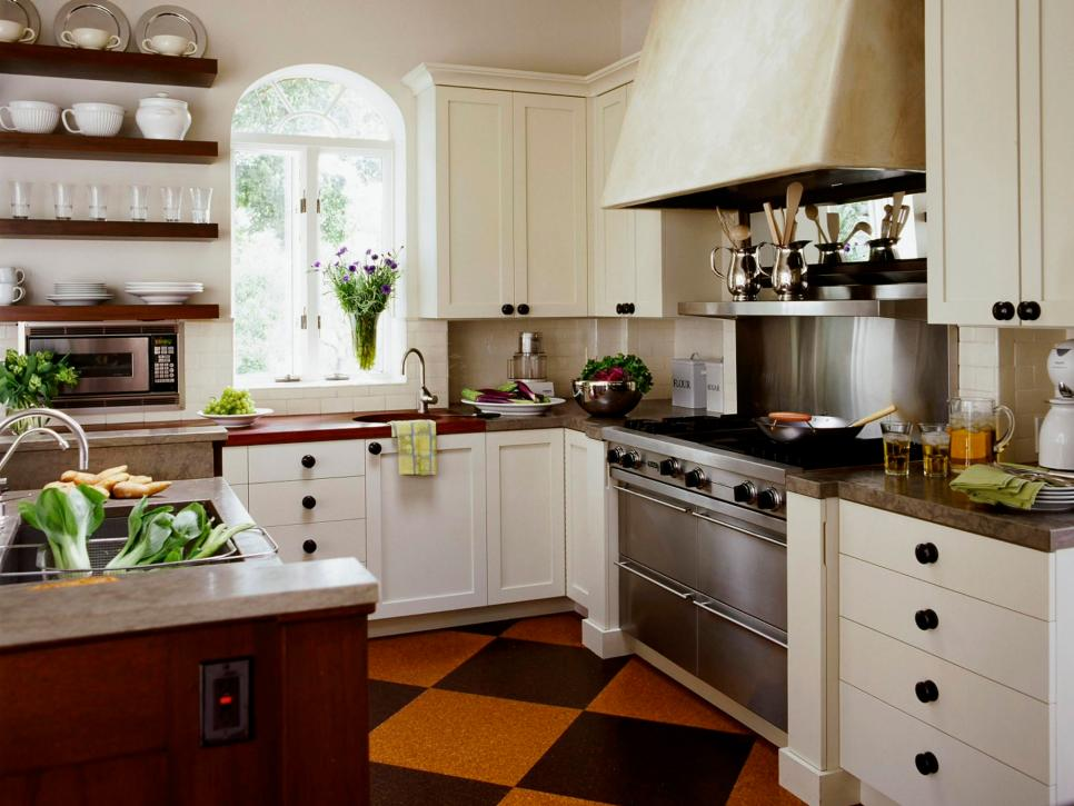 Old Kitchen Cabinets Pictures Options Tips Ideas Hgtv