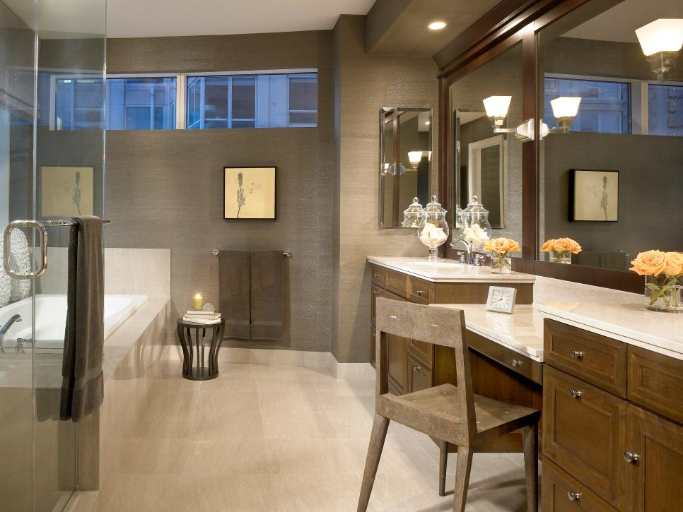 Planning A Bathroom Remodel Consider The Layout First: 10 Beautiful Baths