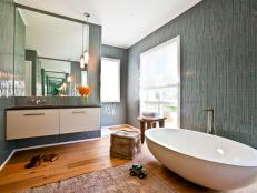 Top Home Updates HGTV - Bathroom remodel where to start
