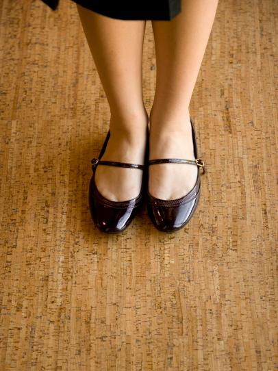 The Benefits Of Cork Flooring Hgtv