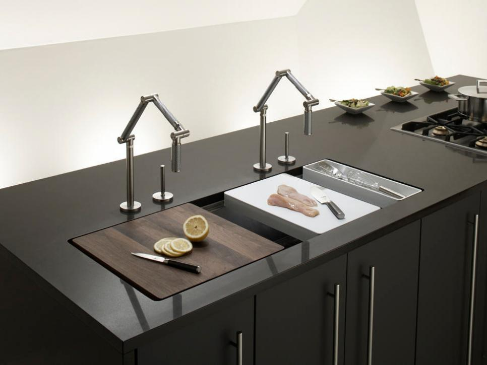 Delicieux Iron Island Sink: Industrial Design