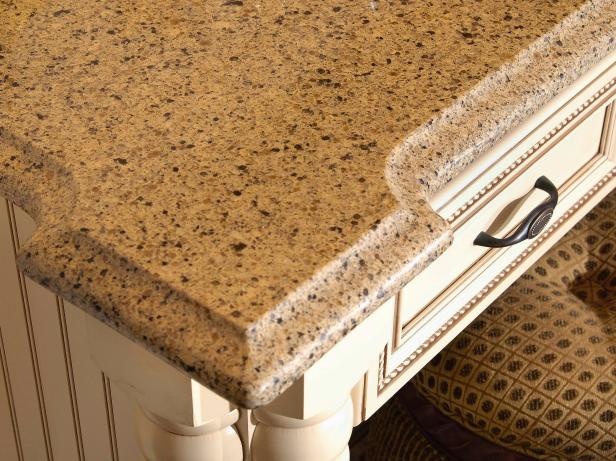 Engineered stone countertops hgtv for 3 4 inch granite countertops