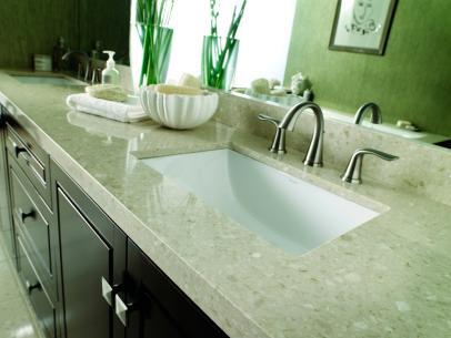 Choosing Bathroom Countertops, Bathroom Countertops Cost