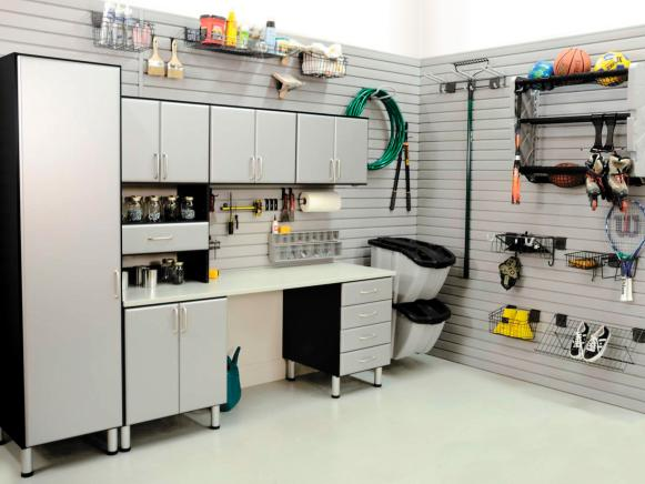 Wellborn Cabinets Garage