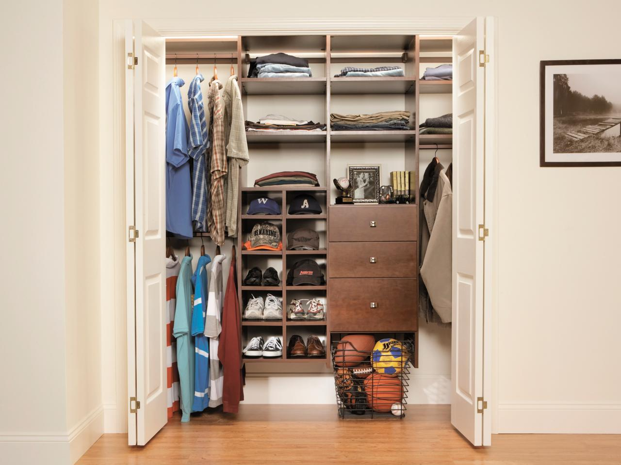 A Boy s Closet for Every Age