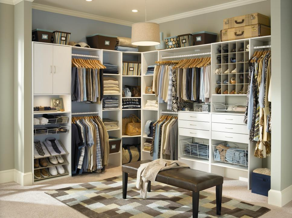 Bedroom Closet Ideas And Options HGTV Gorgeous Bedroom Closet Design Ideas