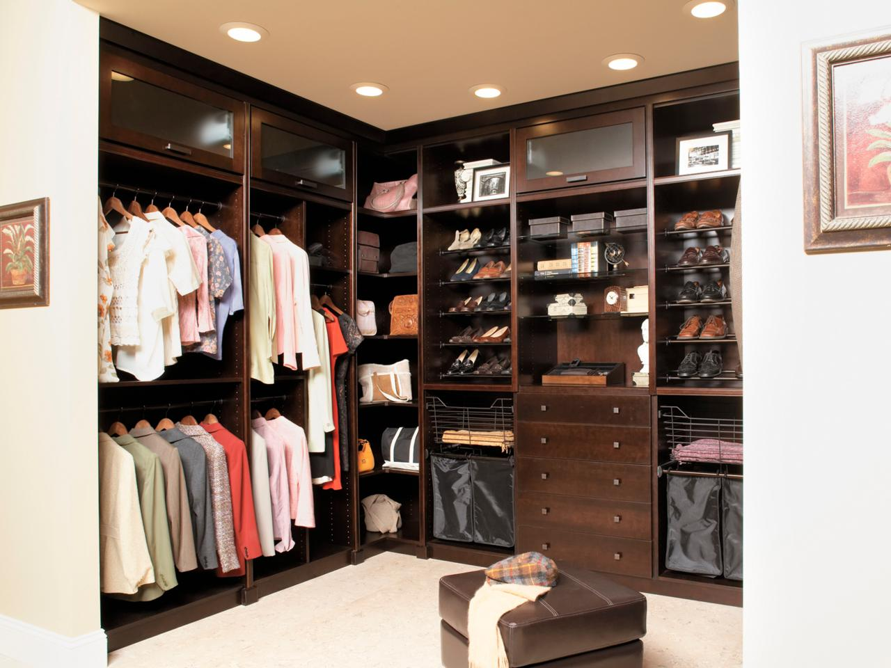 Big Closet Design Ideas | HGTV