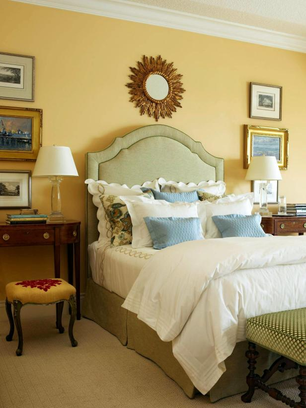 No-Fail Guest Room Color Palettes | HGTV