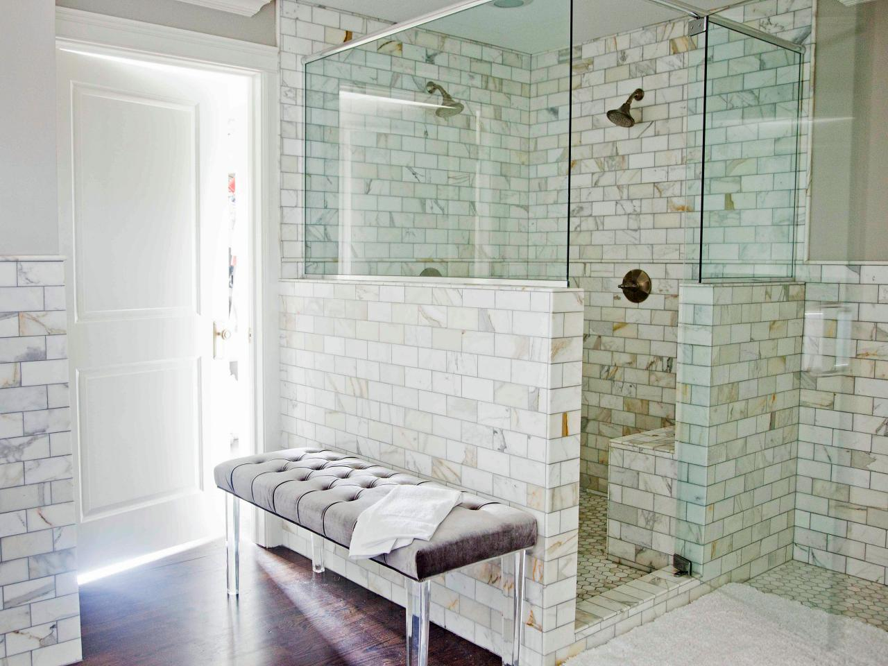 Make the Most of Your Shower Space | HGTV