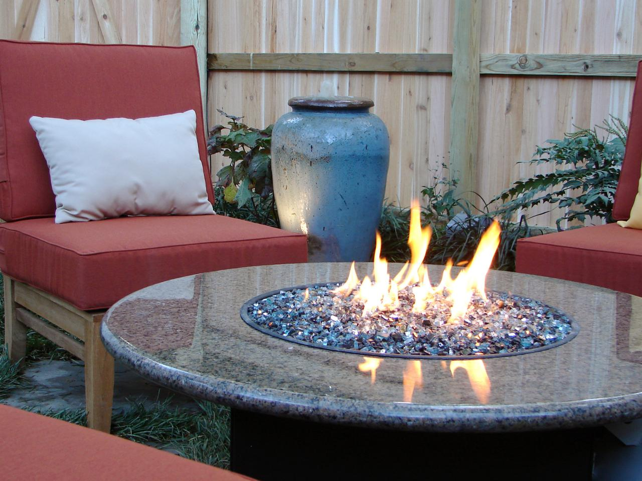 Fire Pit Inserts Options And Ideas Hgtv