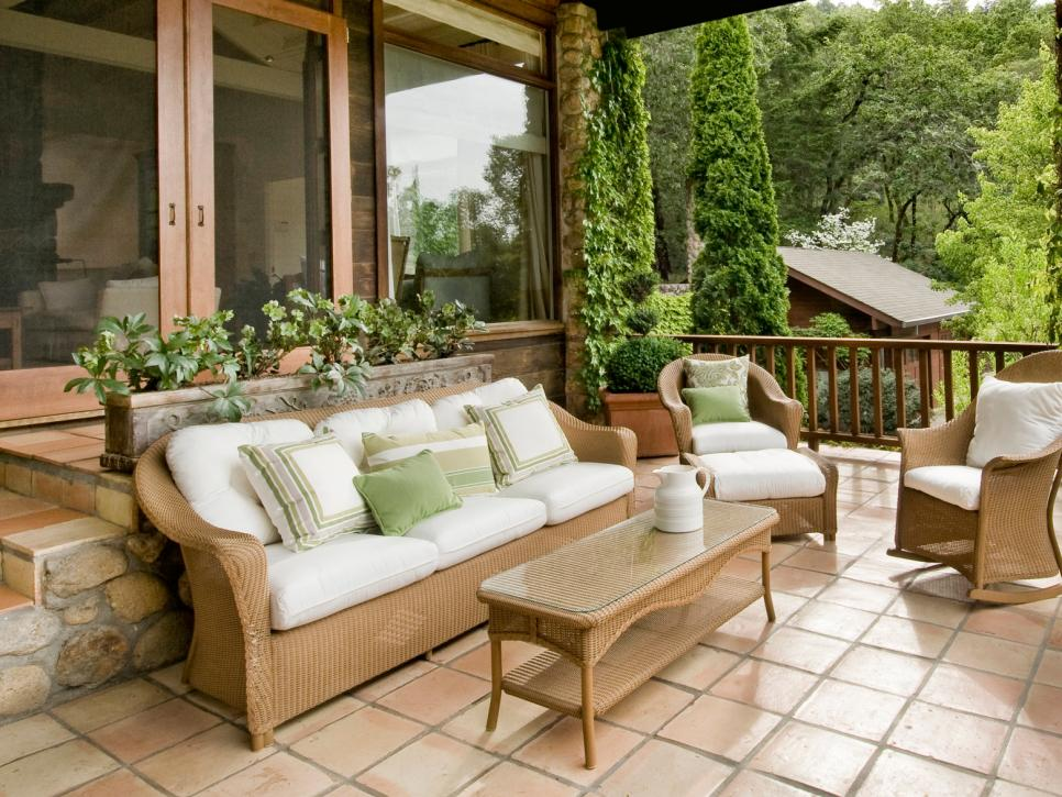 Patio Design Ideas | HGTV