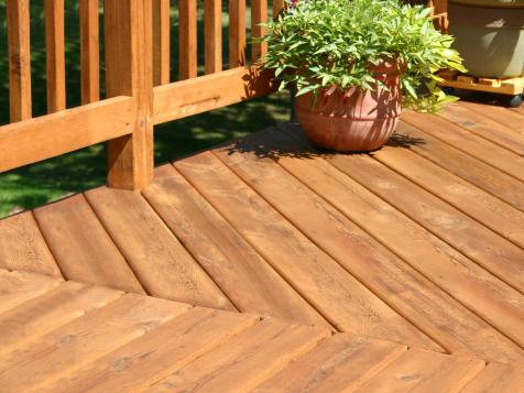 Deck Boards: New and Replacement Options