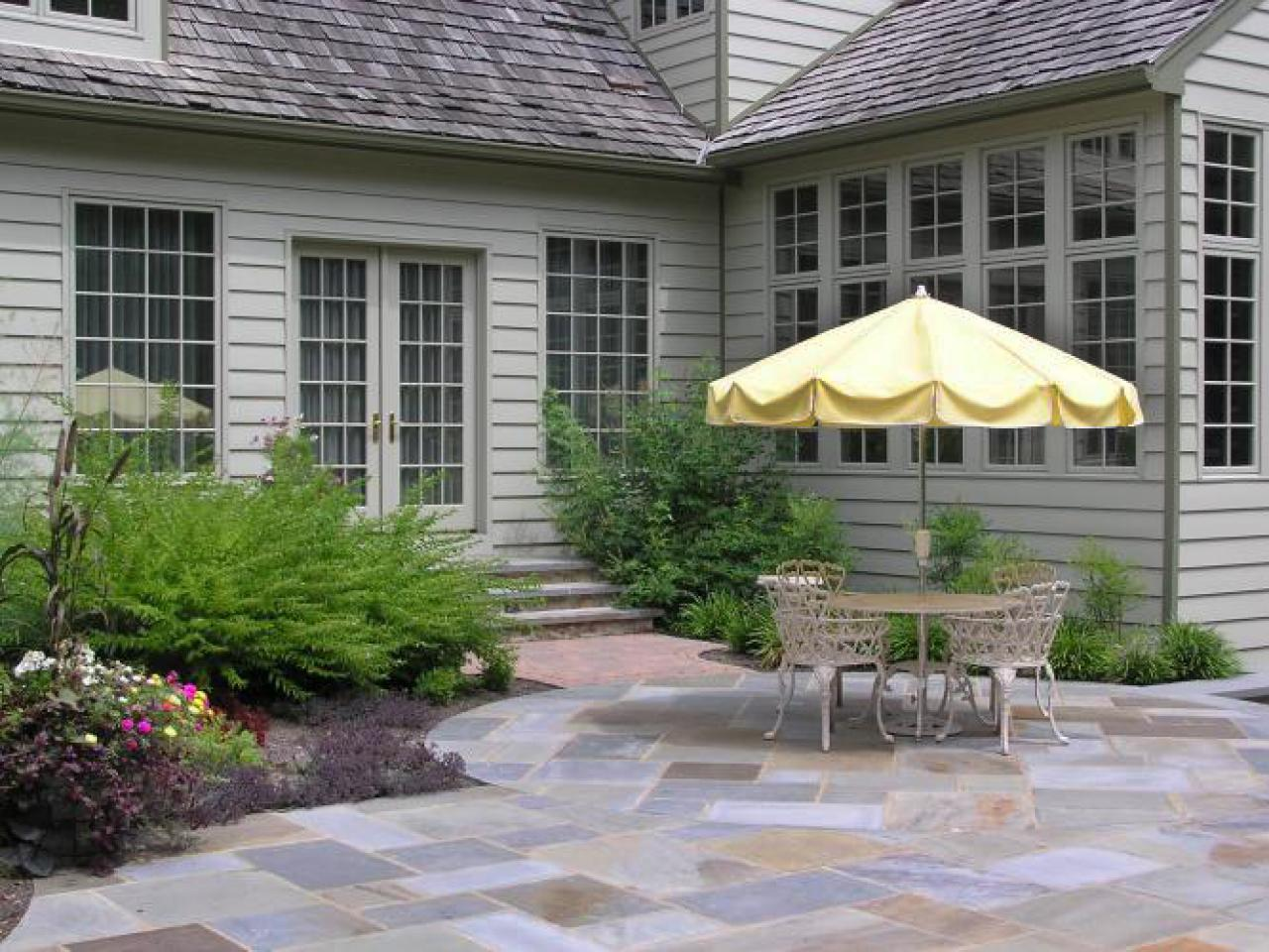 Planning a Patio: Things to Consider | HGTV on Curved Patio Ideas id=76587