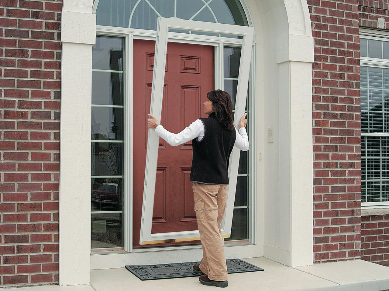 Installing A Storm Door What You Should Know Diy