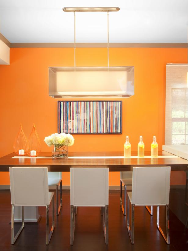 Top Orange Ideas For Every Room