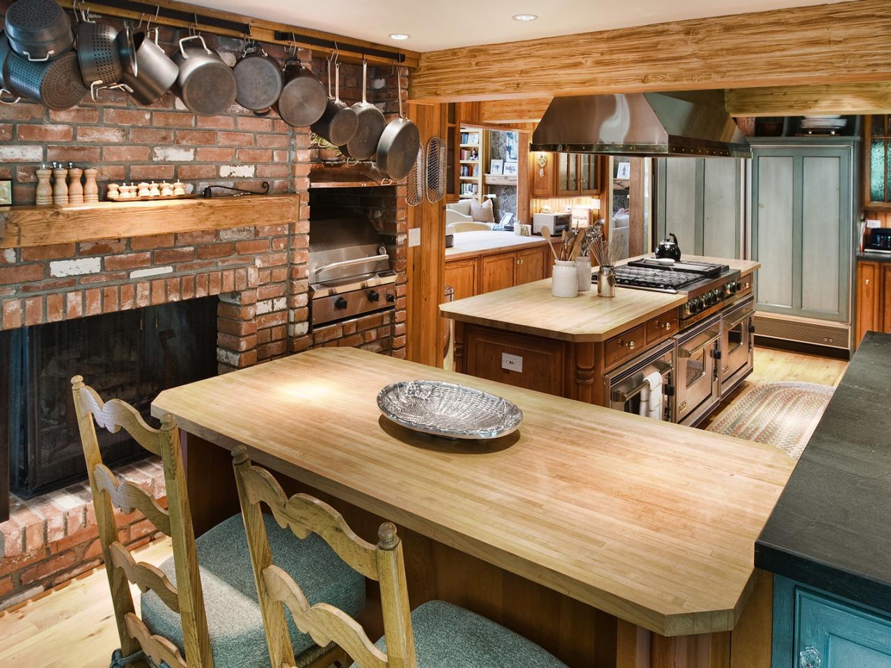 Country Kitchens: Options And Ideas
