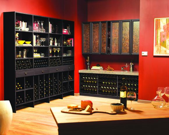 Red Wine Cellar