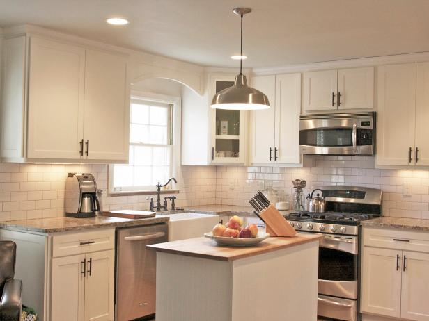 Perfect White Shaker Kitchen Cabinets
