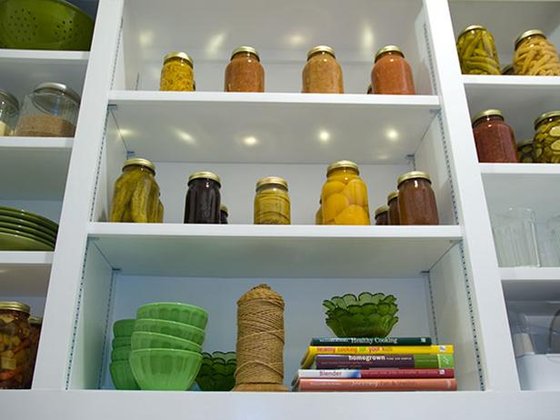 Pantry Shelving
