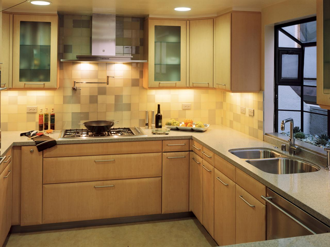 Kitchen Cabinet Prices Pictures Options Tips Ideas HGTV - What is the cost of a kitchen remodel